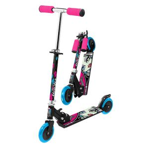 Stamp MO130042 - Trottinette pliable 2 roues Monster High