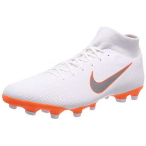 Nike Mercurial Superfly VI Academy MG, Chaussures de Football Homme, Blanc  (White  1128358045e0