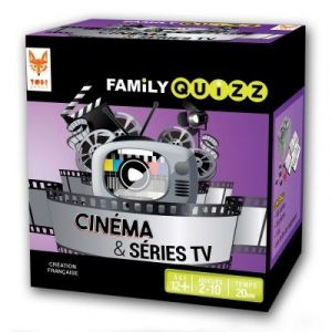 Topi games Family Quizz Cinéma & Séries TV