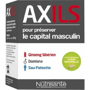 Nutrisanté Axils - Capital masculin