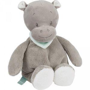 Nattou Peluche Hippopotame Hippolyte