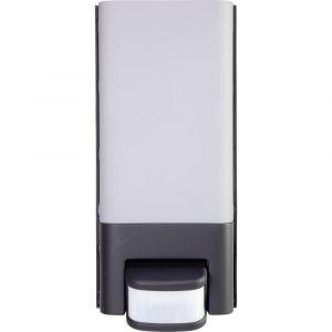 Polarlite Applique murale LED avec détecteur de mouvements PWL 10 LED intégrée noir