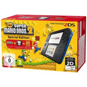 Nintendo 2DS Mario Pack - La console + New Super Mario Bros. 2