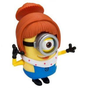 Image de Mondo Figurine de luxe Lucy pompier : Moi, Moche et Méchant 2