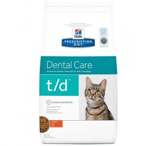Image de Hill's Feline t/d - Sac 5 kg