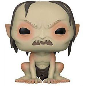 Funko Figurine Pop! Le Seigneur des Anneaux : Gollum