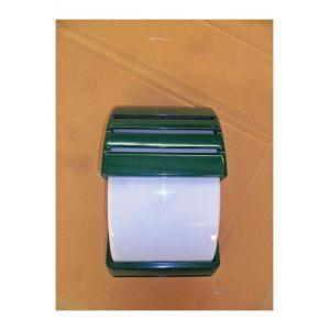 Lo Design Applique extérieure -YAO Vert fonte d'aluminium LO00011880
