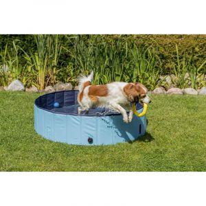 Trixie Piscine pour chien ø 70 × 12 cm, bleu clair/bleu