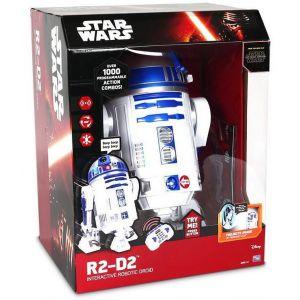 Giochi Preziosi Robot R2D2 radiocommandé Star Wars Episode VII 40 cm