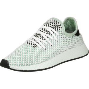check out 17d56 bfbaf Adidas Originals Deerupt Femme, Green White