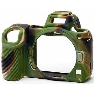 Easycover Coque Silicone Camouflage pour Nikon Z6/Z7