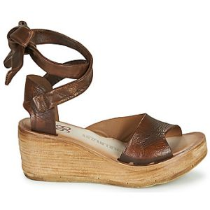 A.S.98 Sandales Airstep / NOA LACE Marron - Taille 37,38,39,40,41