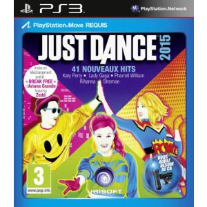 Just Dance 2015 [PS3]