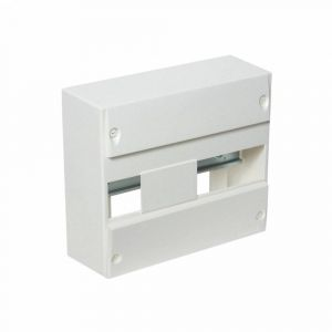 Debflex Tableau 13 modules fond et rail plastique