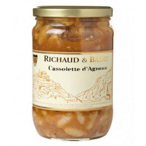 Richaud & badet Cassolette d'Agneau, Bocal 600 gr