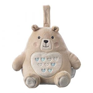 Tommee tippee Peluche aide au sommeil grofriend rechargeable - bennie l'ourson