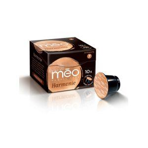 Méo Harmonie - capsules hermétiques compatibles Nespresso x10
