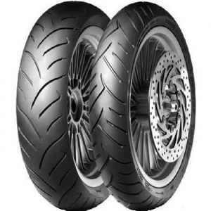 Dunlop 130/80-15 63S Scoot Smart Rear