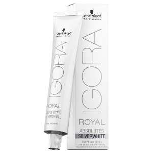 Schwarzkopf Igora Royal Absolutes Silver White Gris Lilas 60 ML