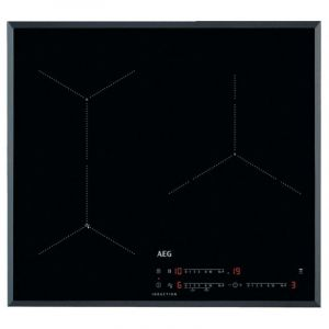 AEG Plaques vitro-céramiques IAE63421CB 60 cm (3 Zones de cuisson)