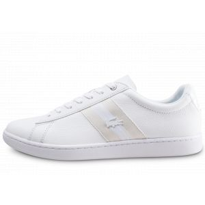 Lacoste Homme Carnaby Evo Blanche Baskets