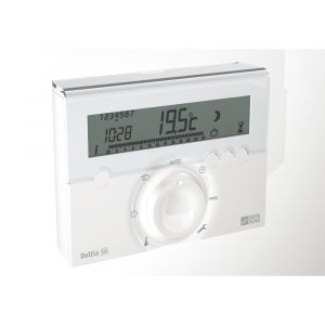 Delta Dore Thermostat programmable radio Deltia 8.03