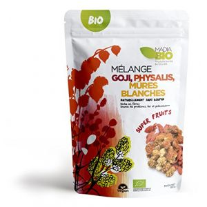 Madia Bio Mix de fruit bio 150gr