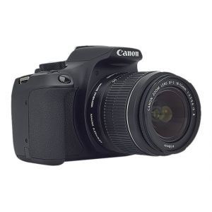 Canon EOS 1300D (avec 2 objectifs 18-55mm et 75-300mm)