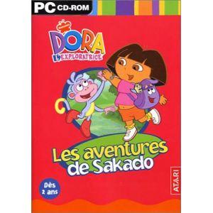 Dora l'exploratrice : Les aventures de sakado - 2004 [Windows]
