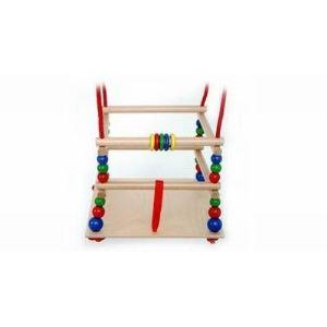 Hess-Spielzeug Balançoire en bois pour enfant