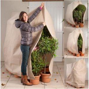 ProBache Housse d'hivernage pour plante et arbuste 200 x 240 cm -