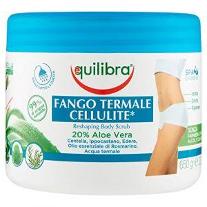 Equilibra Fango Termale Cellulite - 650 g