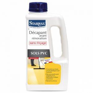 Starwax Décapant sans rinçage pour sols plastiques