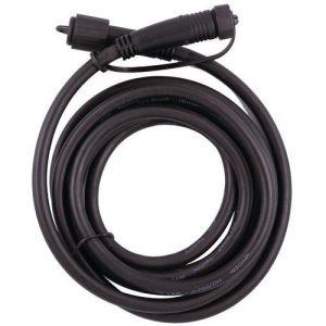 Lumihome RGB_R1M-24ET Rallonge Câble 1M H07RN-F 4 x 1mm² + Connecteur IP67 mâle / femelle -