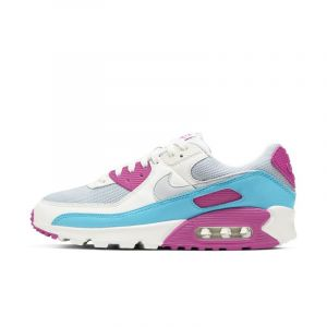 Nike Chaussure Air Max 90 pour Femme - Gris - Taille 37.5 - Female