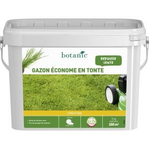 botanic gazon conome en tonte label co durable 5 kg comparer avec. Black Bedroom Furniture Sets. Home Design Ideas