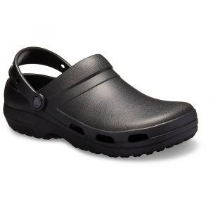 Crocs Specialist Ii Vent Clog, Sabots Mixte Adulte, Noir (Black) 46/47 EU