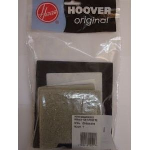 Hoover 09181876 - Set de filtres standard U3 pour aspirateur traîneau Telios