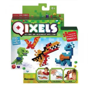 Kanaï Kids Mini kit Qixels Dinosaures