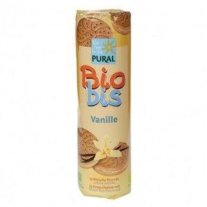 Pural BioBis Biscuit Vanille - Farine de froment