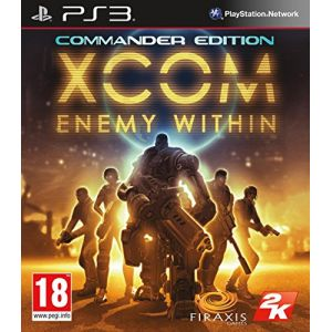 Xcom : Enemy Within - Commander Edition [PS3]