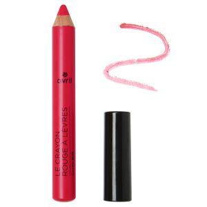 Avril Le crayon rouge à lèvres Rose Indien Certifié Bio