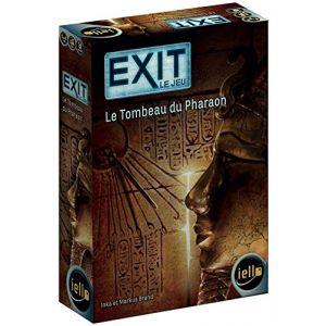 Iello Exit Le Jeu - Le Tombeau Du Pharaon