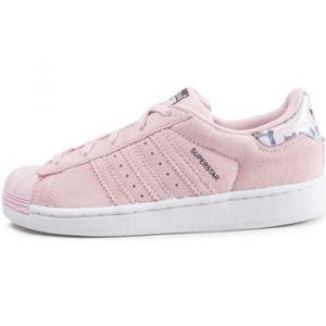 Adidas Superstar Rose Camo Enfant Baskets Enfant