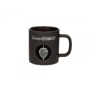 SD Toys Mug Game Of Thrones Stark logo rotatif