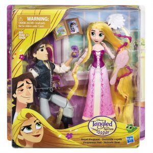 Hasbro Raiponce et Eugene : la demande royale