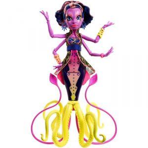 Mattel Monster High Kaala Mer'ri La Grande Barrière des Frayeurs