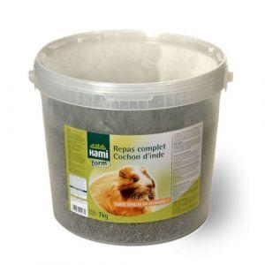 Hamiform Repas complet cochon d'inde poils longs 7kg