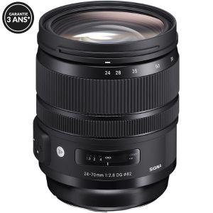Sigma 24-70mm f/2.8 DG OS HSM Art Monture Nikon