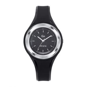 Go Girl Only Montre 699201 - Montre Silicone Noir Femme